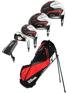 Mens Wilson Golf Profile HL Long Set by Wilson