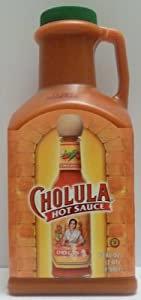 Cholula Original Hot Sauce 12 Gallon 64oz by Cuervo