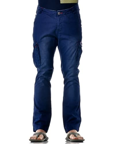 Hot Buttered Pantalone Trinidad [blu navy]
