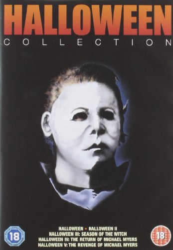 Sale alerts for Anchor Bay Entertainment Halloween 1-5 Collection [DVD] - Covvet