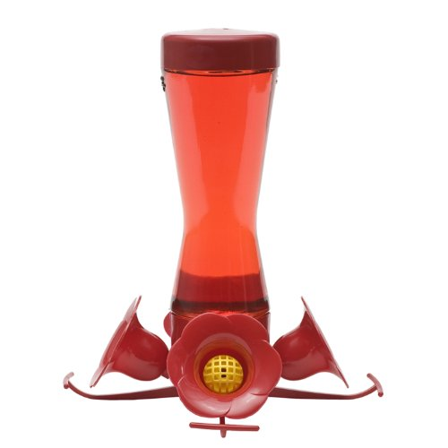 Perky-Pet Pinch-Waist Glass Hummingbird Feeder 203CP (8oz)