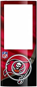 Skinit Protective Skin for iPod Nano 5G (NFL Tampa Bay Buccaneers Logo) by Skinit