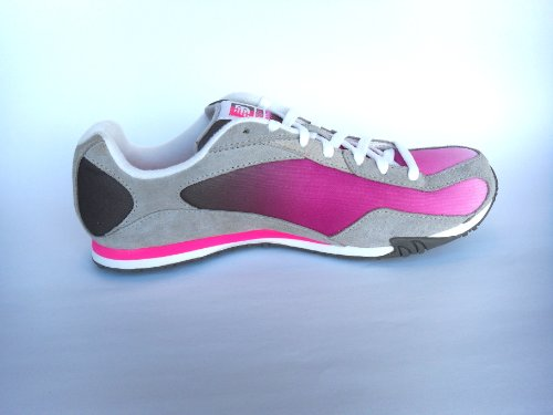 New Balance New Balance Ladies Women WL442HT Trail Shoe 7B GRAY PINK