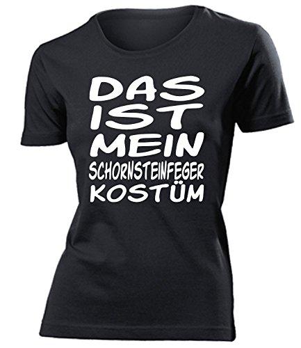 FASCHING - DAS IST MEIN SCHORNSTEINFEGER KOSTÜM 2357(F-SW) Gr. L