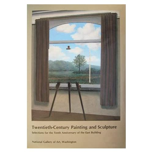 Twentieth-Century Painting and Sculpture: Selections for the Tenth Anniversary of the East Building, Strick, Jeremy