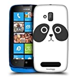 Head Case Pedro The Panda Cartoon Animal Face Hard Back Case For Nokia Lumia 610