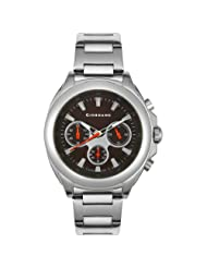 Giordano Men's 1274-44 Chronograph Stainless Steel Watch