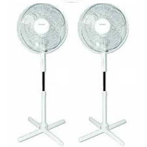 2 X 16 Electric Cooling Oscillating Pedestal (Stand) Fan