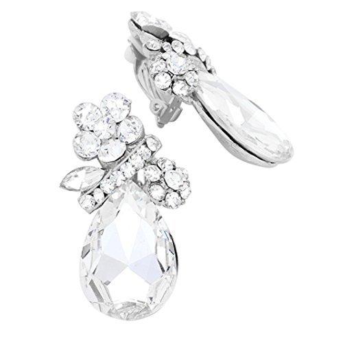 rosemarie-collections-femmes-de-cristal-strass-clip-sur-boucles-doreilles-larme-motif-floral-cristal