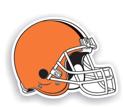 NFL Cleveland Browns Team Logo Magnet