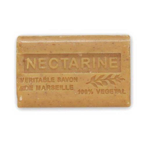 (南仏産マルセイユソープ)SAVON de Marseille ネクタリンの香り(SP028)(125g)