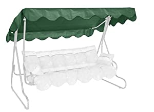 Patio Swing Replacement Fabric Angerer Replacement Sunroof For Swing Seat  Polyethylene