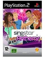 Singstar Anthems (Sony PS2) [Import UK]
