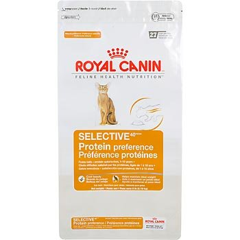 See Royal Canin Feline Health Nutrition Selective 40 Protein Preference Adult Dry Cat Food