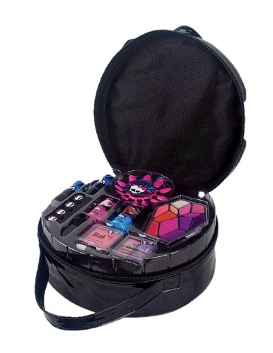 Markwins 9354110 - Monster High - Schaurig Coole Kosmetiktasche