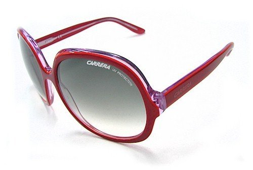 Carrera Hippy 1 Sunglasses Hippy1 Red 9RE-YR Shades
