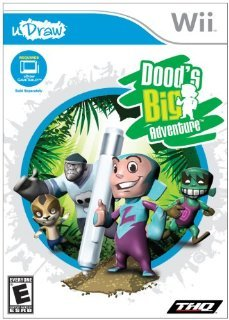 Dood's Big Adventure - Udraw ( Nintendo Wii)