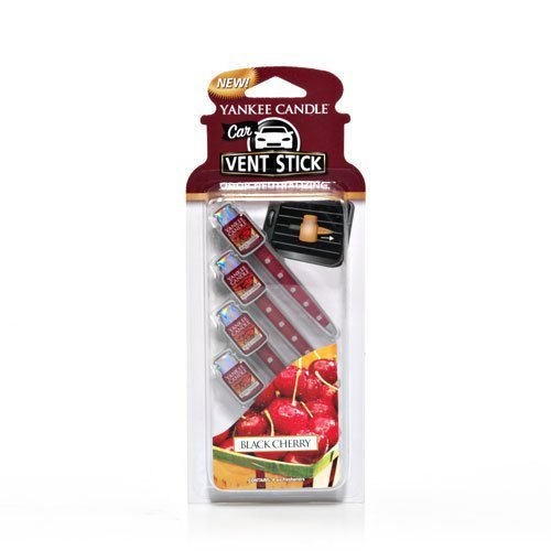 Black Cherry Car freshner vent stick Yankee Candle