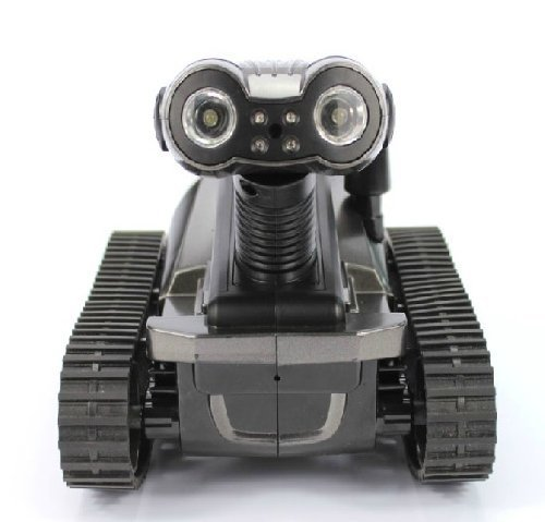 MAYMOC Wireless Spy Camera Detection Robot WiFi Iphone Ipad Android