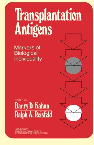 Transplantation Antigens: Markers Of Biological Individuality