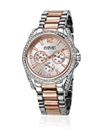 August Steiner Reloj de cuarzo Woman AS8075TTR Plateado / Rosado