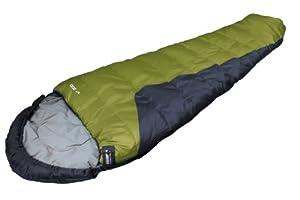 High Peak Schlafsack TR 300, dunkelgrau/oliv, 23019