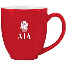 Mug - Red with iconic  AIA Logo