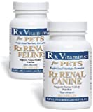 Rx Renal Canine 120 Caps by Rx Vitamins