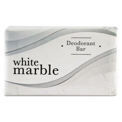 Individually Wrapped Deodorant Bar Soap White 1.5oz Bar 500/Carton 00194A