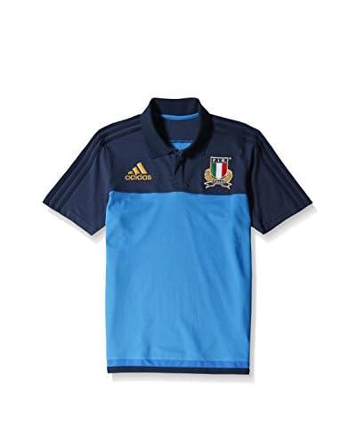 adidas Polo Italien Azul / Azul Marino