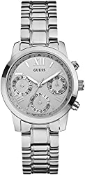 GUESS Stainless Steel Ladies Watch W0448L1