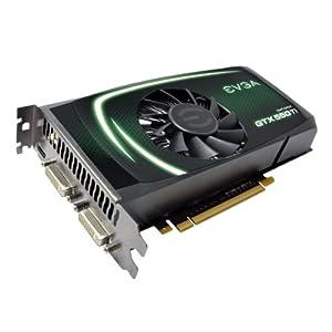 EVGA GeForce GTX 550 Ti FPB 1024 MB GDDR5 PCI Express 2.0 2DVI/Mini-HDMI SLI Ready Graphics Card, 01G-P3-1556-KR