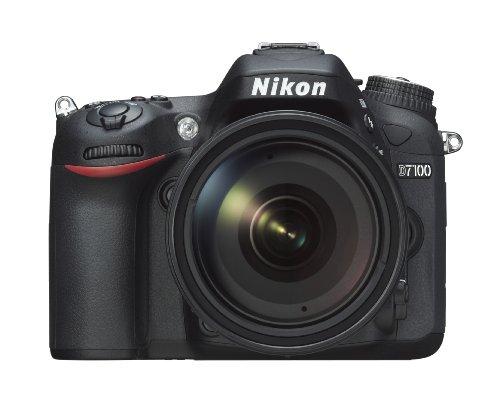 Nikon デジタル一眼レフカメラ D7100 18-200VRIIレンズキット AF-S DX NIKKOR 18-200mm f/3.5-5.6G ED VR II付属  D7100LK18-200