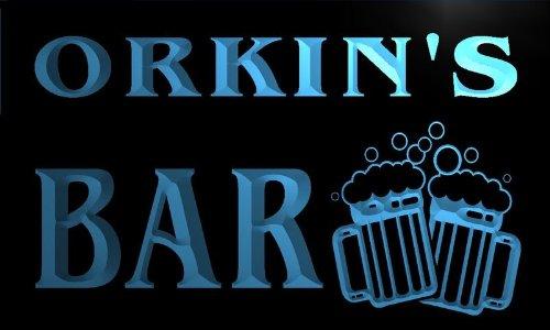 w051190-b-orkins-name-home-bar-pub-beer-mugs-cheers-neon-light-sign