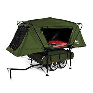 Amazon Com Kamp Rite Midget Bushtrekka Bicycle Camper