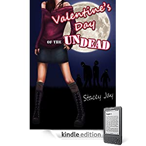 Valentine's Day of the Undead (Megan Berry)