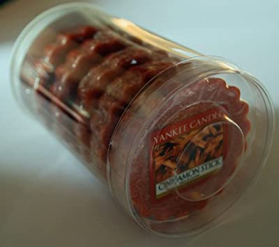 Yankee Candle Cinnamon Stick - 5 X Tarts In A Gift Tube by Yankee Candle