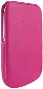 Piel Frama iMagnum Etui en cuir pour Samsung Galaxy Mini S3 Rose