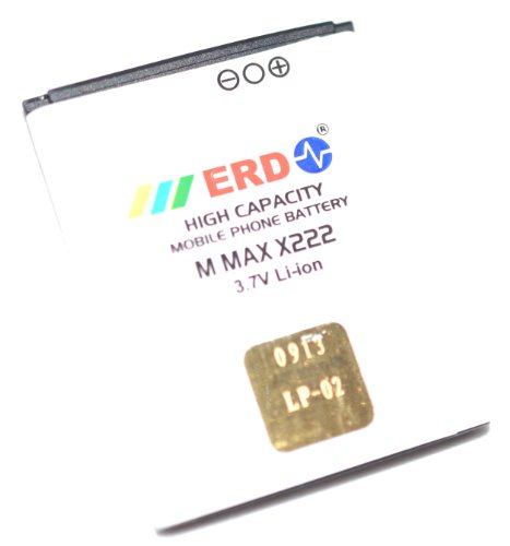 ERD 800mAh Battery (For Micromax X222)