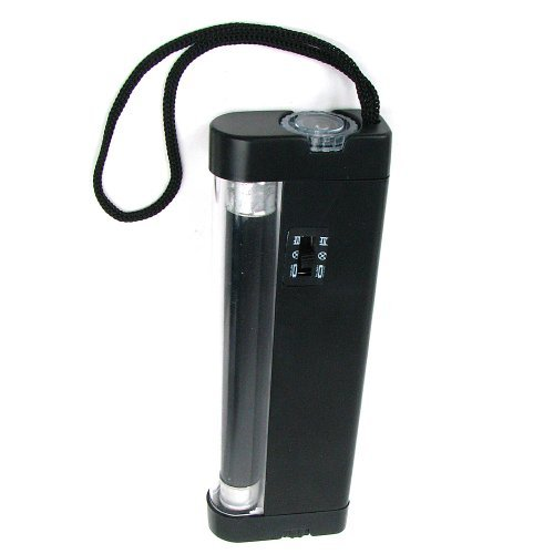 Stalwart 75-0092 Hawk 2-in-1 UV Torch Light and UV Counterfeit Money Detector by Stalwart