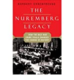 img - for [(The Nuremberg Legacy: How the Nazi War Crimes Trials Changed the Course of History )] [Author: Norbert Ehrenfreund] [Oct-2007] book / textbook / text book