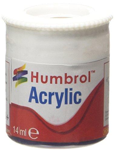 Humbrol Acrylic, Rust