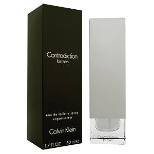 Calvin Klein Contradiction Eau de Toilette for Men - 50 ml