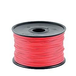 3D Printer Filament PLA (Red, 1.75mm)