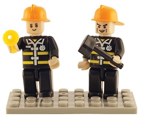 Brictek 2 Piece Fire Fighter Set
