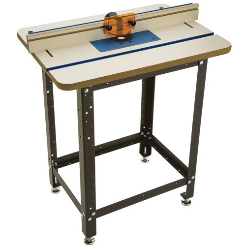 Hot deals rockler router table package 1 plus steel stand with rockler router table package 1 plus steel stand with plate for group a routers greentooth Gallery
