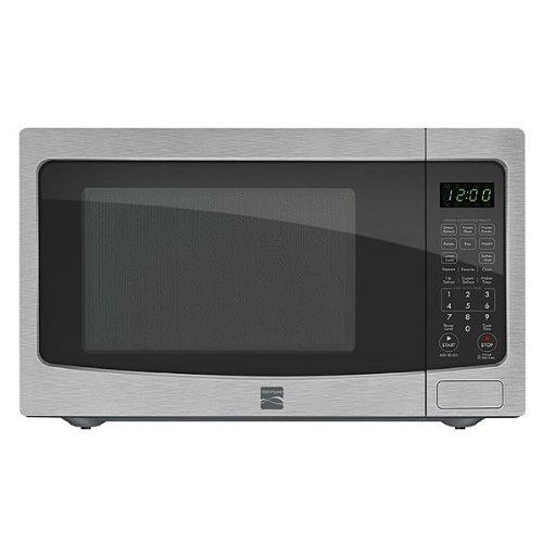 Stainless Steel Microwave: Best Stainless Steel Countertop Microwave