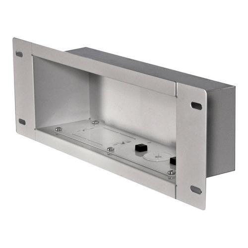 Medium Recessed Cable Management And Storage Box