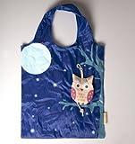 Owl Foldable Shopping Bag