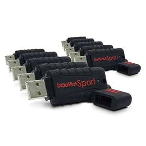 Centon 4 GB Waterproof USB Flash Drive Multi-pack (10) DSW4GB10PK